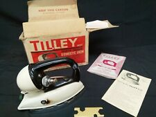 More details for vintage tilley domestic iron dn250, paraffin, with instructions in original box