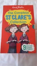 'The Complete St. Clare's Collection' Enid Blyton 9 Books