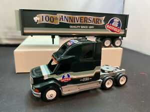 Winross Hatfield 100th Anniversary Tractor Truck & Trailer 1/64 Diecast