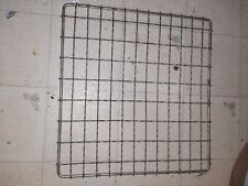 "Vintage Wire Metal Trivet Cooling Rack 13"" x 14"""