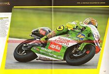 Valentino ROSSI  6 Saison 1999 : Champion du monde ! MOTO GP The Doctor 46