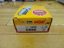 NGK CR8E SPARK PLUGS NGK PART NUMBER 1275 BRAND NEW BOX OF10 DON'T RUN OUT!