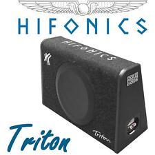 HIFONICS TRS Bassbox SEHR FLACH / Slim-Line mit 25cm Subwoofer Woofer