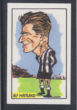 Richards Collection - Soccer Stars of Yesteryear 1998 # 82 Maitland - Newcastle