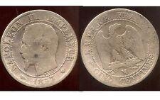 5 centimes NAPOLEON III 1853 MA