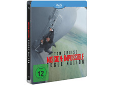 Mission Impossible - Teil: 5 Rogue Nation [Steelbook Edition][Blu-ray/NEU/OVP]