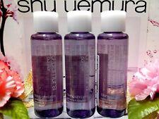 ☾3 PCS☽Shu Uemura Blanc:Chroma Lightening & Polishing Cleansing Oil◆☾15mL☽◆B/NEW