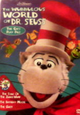 The WUBBULOUS WORLD of Dr.SEUSS The CAT's PLAY PALS The Song of the Zubble-Wump