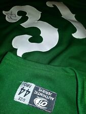 Gary Southshore Railcats #31 autographed OT Sports jersey mens 44 Minors