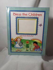 Bless the Children Precious Memories - Photo Album Hard Pages