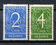 Nederland Dienst 25 - 26 gestempeld (7)