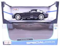 69775 Maisto 31398 Mercedes Benz AMG Gt Noir Modèle 1:18 Neuf Dans Emballage