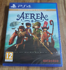 AEREA : COLLECTOR'S EDITION Jeu Sur Sony PS4 Playstation 4 Neuf Sous Blister VF