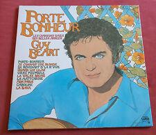 GUY BEART LP PORTE BONHEUR BD ART COVER GOETZINGER