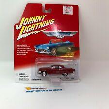 #120  1958 T-Bird * Johnny Lightning Thunderbird * T4