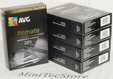 AVG Ultimate Antivirus and Internet Sequrity Unlimited Multi Device, PC Tune-up