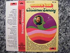 Musikkassette James Last / Christmas Dancing – Album 1966