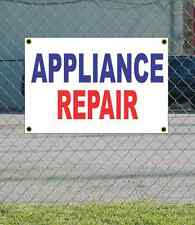 2x3 APPLIANCE REPAIR Red White & Blue Banner Sign NEW