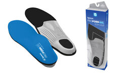 Spenco Proform Gell Full Length Insole - Ultra Thin Arch Support - Choose Size