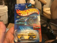 GOLD/BLACK TOONED DEORA 2004 FIRST EDITIONS HOT WHEELS 1/64 DIECAST CAR