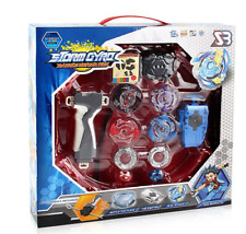 4pcs/set Beyblade arena stadium Metal Fusion B-34 B-59 4D Battle Metal Top Fury