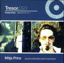 Tresor.093 House Traxx - Globusmix Vol. 1 - Mitja Prinz