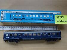 Märklin  HO Art 4049 D-Zug Wagen der NS    neuw/Org-Kt