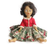 Creepy Vintage Doll c. 1950s