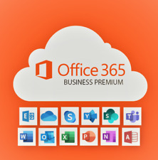 **Office 365--✔️ PRO 5 User ⚡ 5 Device PC/Mac ⚡ Instant Delivery ESD 💯