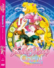 DVD~ PRETTY GUARDIAN SAILOR MOON CRYSTAL SEASON 3~ EPI 1-13 END ~ENGLISH DUBBED