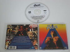 THE POLICE/ZENYATTA MONDATTA(A&M RECORDS 393 720-2) CD ALBUM