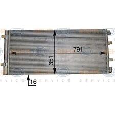 ORIGINAL HELLA Klimaanlage Kondensator 8FC351343-151