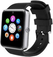 Willful Smartwatch, Reloj Inteligente Android con Ranura para Tarjeta SIM,Pulser