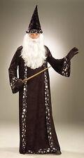 Adult Wizard Merlin Robe Costume Renaissance Adult Size Standard