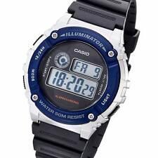 Reloj Casio digital modelo W-216h-2avef