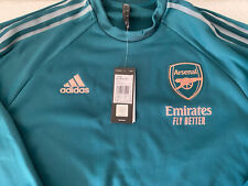 Arsenal 20/21 Player Issue Green Sweater, BNWT adult Size Medium ⚽️⚽️
