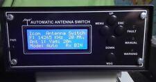 AUTOMATIC ANTENNA SWITCH COMMUTATORE AUTOMATICO 4 VIE HF (RADIO)