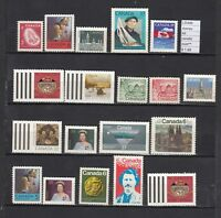 LOT STAMPS CANADA MNH**  (L25489)