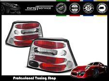 FANALI FARI POSTERIORI LTVW49 VW GOLF 4 1997 1998 1999 2000 2001 2002 2003 CROMO