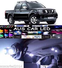 Nissan Navara D40 Dual Cab ST-X 550 2014 Super Bright White LED Interior Lights