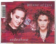 WENDY & LISA sideshow CD MAXI uk prince family