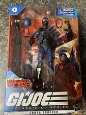 Cobra Trooper Cobra Island - GI Joe Classified Series [Target Exclusive] Unopene