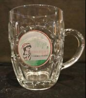 Vintage Winter's Nip Holiday Ale Brewed Fresh Beer Mug