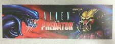 Alien Vs. Predator marquee sticker. 3 x 10. Buy any 3 stickers, Get One Free!