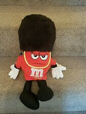 More details for red m&m's london guard 15
