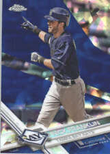 NICK FRANKLIN 2017 TOPPS CHROME SAPPHIRE EDITION #471 ONLY 250 MADE