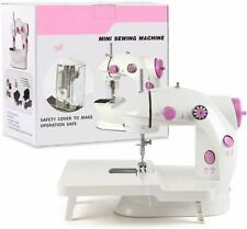 Mini Sewing Machine with Needle Protector, Extension Table -Perfect for Beginner
