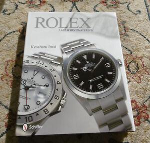 Buch book Rolex - 3.621 Wristwatches -