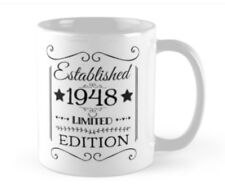 70 70th Birthday small gift idea funny mug mugs Card alternative 1948