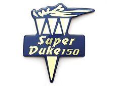 Orig. Sym Super Duke 150 Letras / Fr. Cover Emblema Et : 87124-h1a-000-t2
